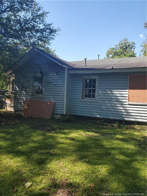 704 Ellis Street, Fayetteville, NC 28301 (MLS #646443) :: On Point Realty