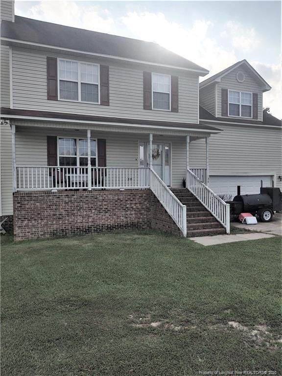 136 Kristin Avenue, Spring Lake, NC 28390 (MLS #646485) :: The Signature Group Realty Team