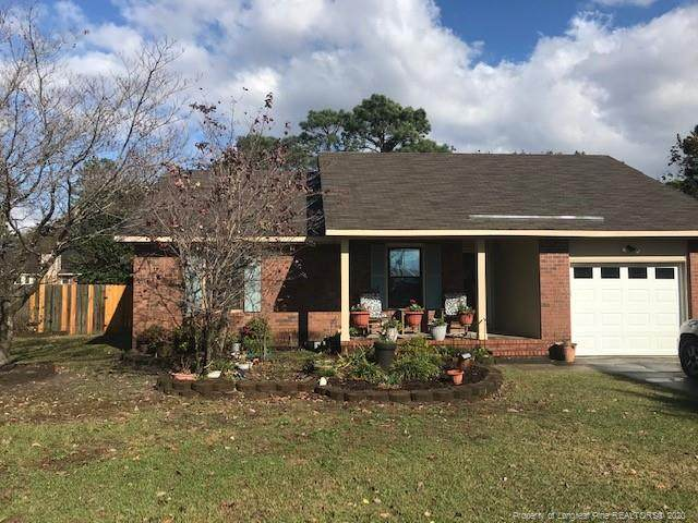 2801 Empire Court, Fayetteville, NC 28306 (MLS #646921) :: On Point Realty
