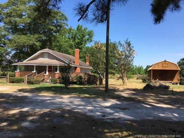 1098 S Chicken Road, Rowland, NC 28383 (MLS #646968) :: Moving Forward Real Estate