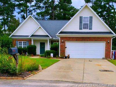 9032 Grouse Run Lane, Hope Mills, NC 28314 (MLS #646969) :: On Point Realty