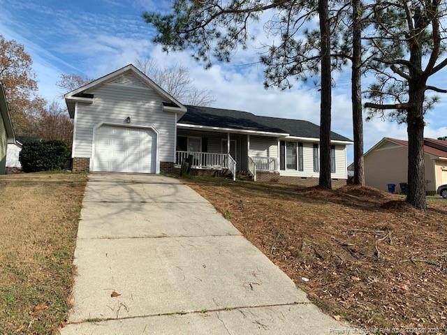 7437 Beaver Run Drive, Fayetteville, NC 28314 (MLS #647017) :: Moving Forward Real Estate
