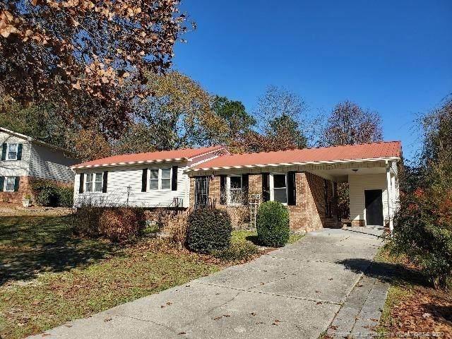 3314 Hedgemoor Circle, Spring Lake, NC 28390 (MLS #647076) :: Moving Forward Real Estate