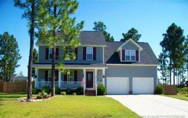 91 Scarlet Oak Circle, Bunnlevel, NC 28323 (MLS #647510) :: Freedom & Family Realty