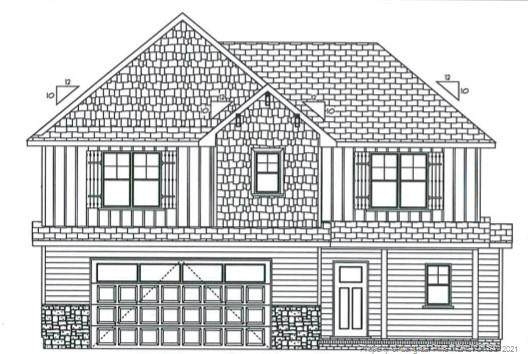 1508 Vandenberg Drive, Fayetteville, NC 28312 (MLS #648123) :: The Signature Group Realty Team