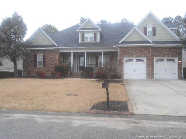 4033 Windy Fields Drive, Fayetteville, NC 28306 (MLS #648671) :: The Signature Group Realty Team
