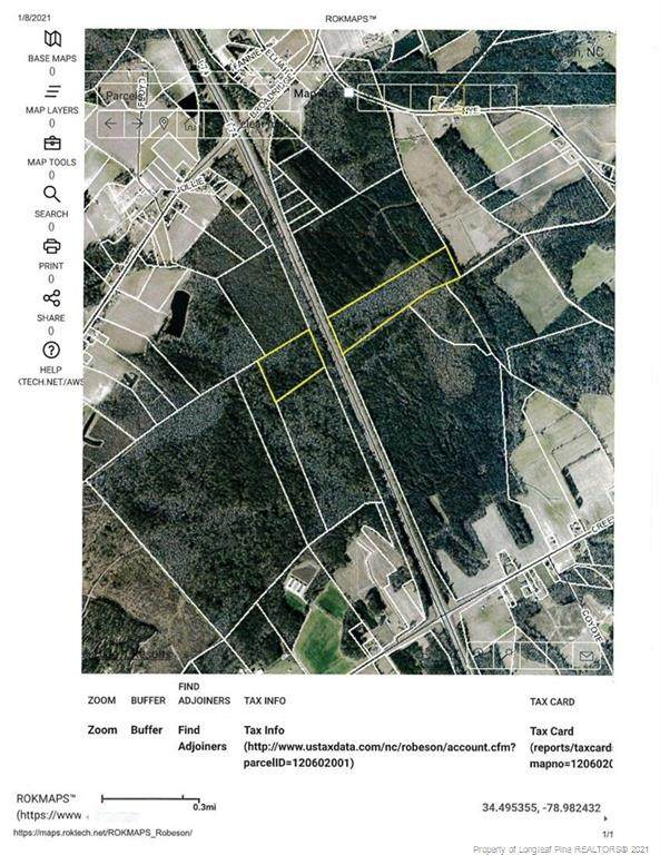 74 Hwy, ORRUM, NC 28369 (MLS #648706) :: The Signature Group Realty Team