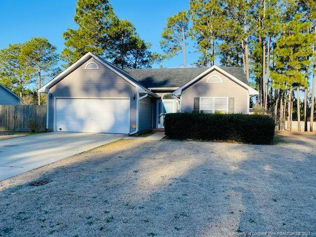 204 Longleaf Pines Dr Drive, Raeford, NC 28376 (MLS #648757) :: The Signature Group Realty Team