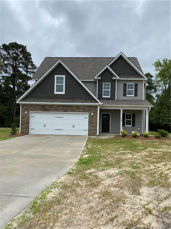 106 Tanna Place, Cameron, NC 28326 (MLS #648962) :: Freedom & Family Realty