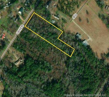 Usher Road, Lumber Bridge, NC 28357 (MLS #649008) :: The Signature Group Realty Team