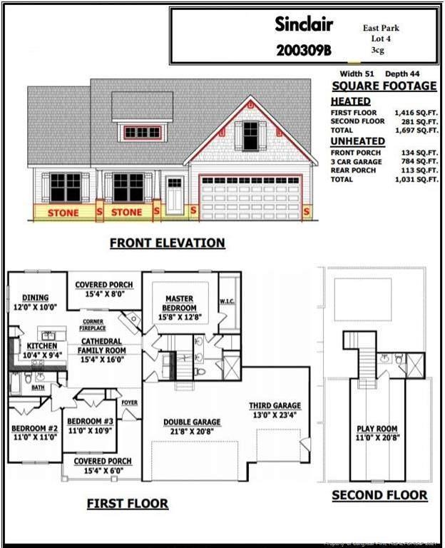 405 S Main Street, Broadway, NC 27505 (MLS #649516) :: Moving Forward Real Estate