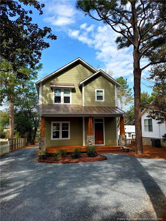 540 N Ashe Street, Southern Pines, NC 28387 (MLS #650322) :: Moving Forward Real Estate