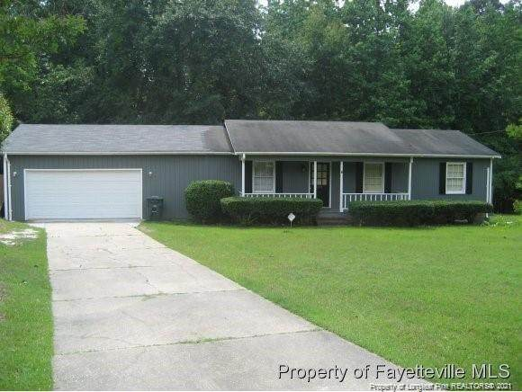 5219 Mawood Street, Fayetteville, NC 28314 (MLS #650515) :: The Signature Group Realty Team
