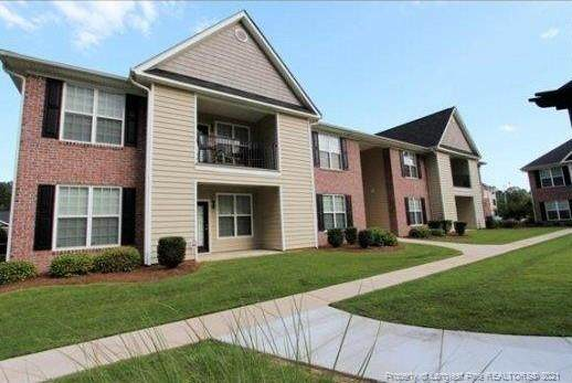 2641 Mcarthur Landing #102, Fayetteville, NC 28311 (MLS #651617) :: Moving Forward Real Estate