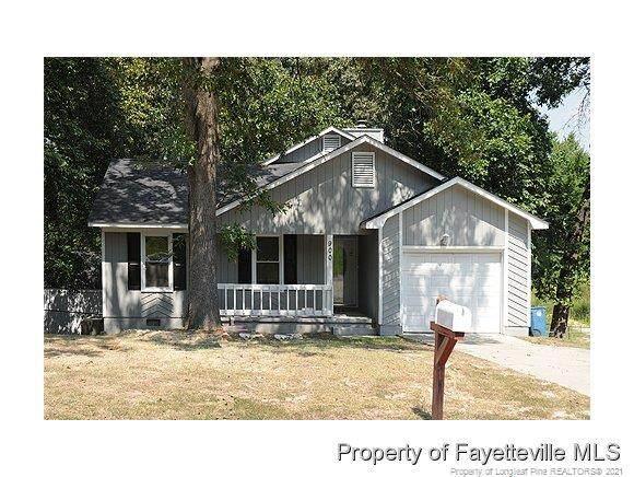 900 Dandridge Drive, Fayetteville, NC 28303 (MLS #651761) :: The Signature Group Realty Team