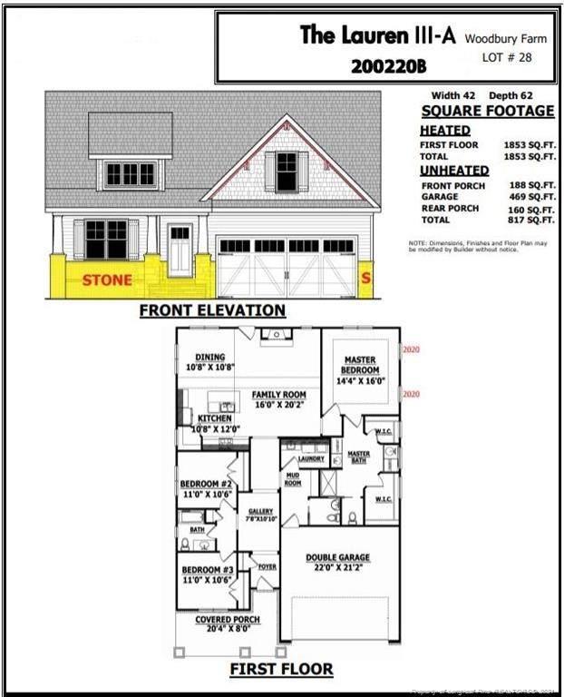 112 Edgefield Drive, Sanford, NC 27332 (MLS #652039) :: Freedom & Family Realty
