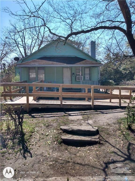890 Orange Street, Fayetteville, NC 28301 (MLS #652821) :: Towering Pines Real Estate