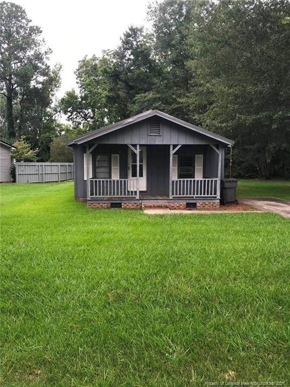 206 Butler Mill Road, Bladenboro, NC 28320 (MLS #652951) :: The Signature Group Realty Team