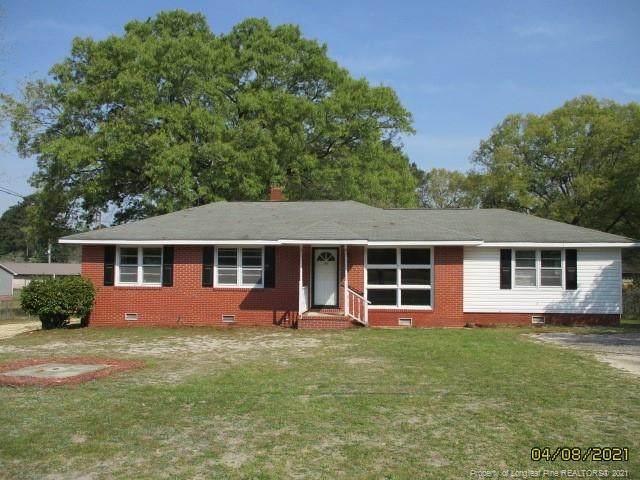 519 Longview Drive, Fayetteville, NC 28311 (MLS #653800) :: Freedom & Family Realty