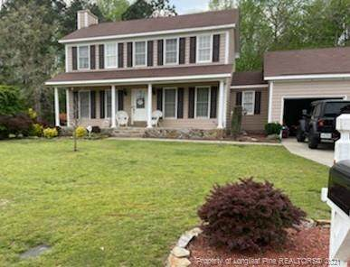 6132 Lakeway Drive, Fayetteville, NC 28306 (MLS #654241) :: Freedom & Family Realty