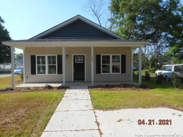105 N North Street, Benson, NC 27504 (MLS #654486) :: Moving Forward Real Estate