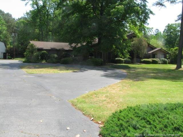 1041 E 4th Avenue, Red Springs, NC 28377 (MLS #654689) :: Towering Pines Real Estate