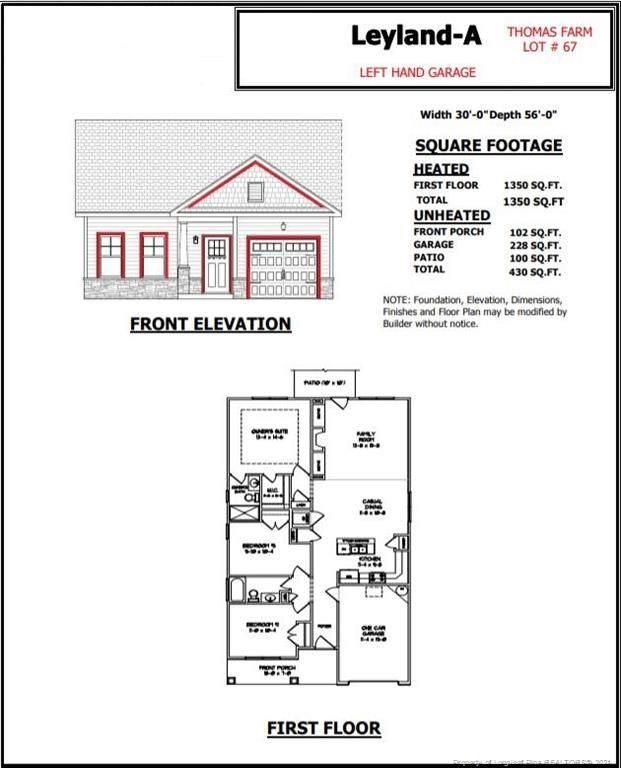 4171 Overhills Road, Spring Lake, NC 28390 (MLS #654847) :: Moving Forward Real Estate