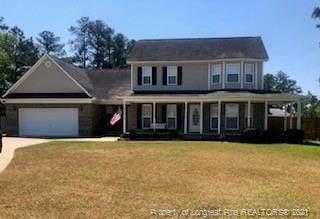 642 Corsegan Road, Fayetteville, NC 28306 (MLS #654871) :: Towering Pines Real Estate