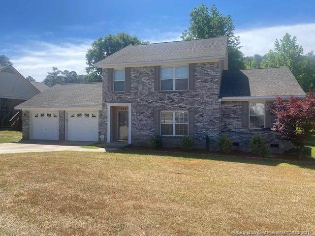 305 Westwater Way, Fayetteville, NC 28301 (MLS #656001) :: The Signature Group Realty Team