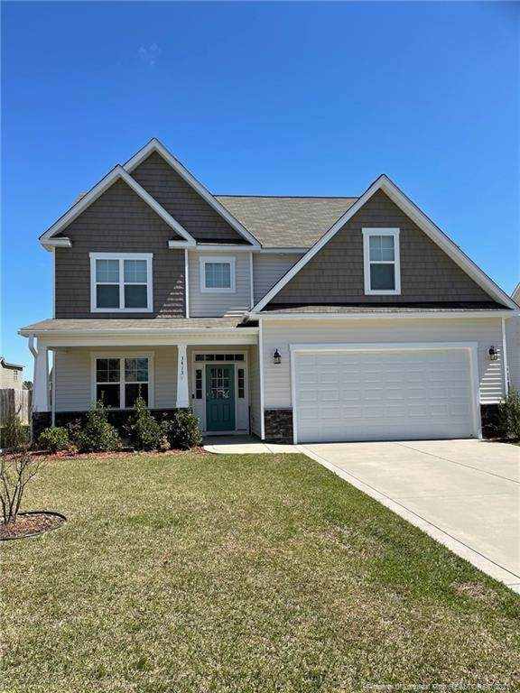 3413 Hogarth Court, Fayetteville, NC 28306 (MLS #656032) :: The Signature Group Realty Team