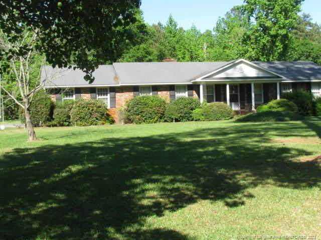 1043 E 4th Avenue E, Red Springs, NC 28377 (MLS #656035) :: Towering Pines Real Estate