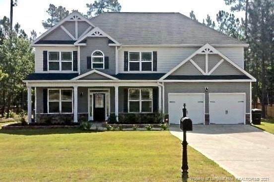 115 Baystone Drive, Sanford, NC 27332 (MLS #656084) :: The Signature Group Realty Team