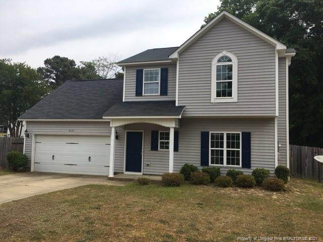 2121 Coinjock Circle, Fayetteville, NC 28304 (MLS #656148) :: Freedom & Family Realty