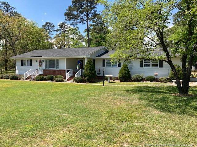 3833 Dunn Road, Eastover, NC 28312 (MLS #656163) :: Towering Pines Real Estate