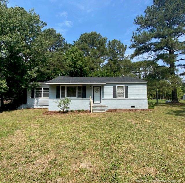 123 Brooks Avenue, Red Springs, NC 28377 (MLS #656166) :: RE/MAX Southern Properties