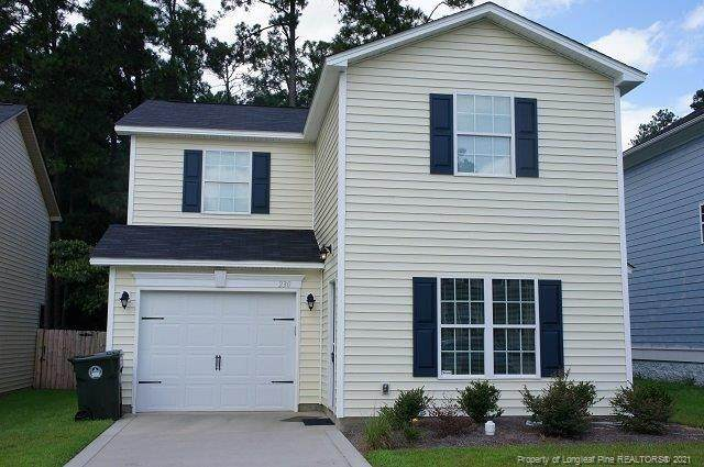 230 Chloe Drive, Fayetteville, NC 28301 (MLS #656229) :: The Signature Group Realty Team