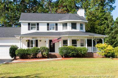 200 Coachman Way, Sanford, NC 27332 (MLS #656238) :: The Signature Group Realty Team