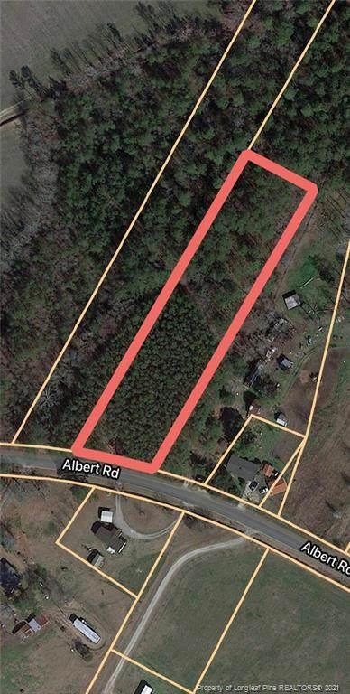 Albert Road, Pembroke, NC 28372 (MLS #656276) :: Towering Pines Real Estate