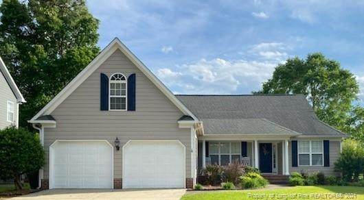741 Dalmore Drive, Fayetteville, NC 28311 (MLS #656400) :: Freedom & Family Realty