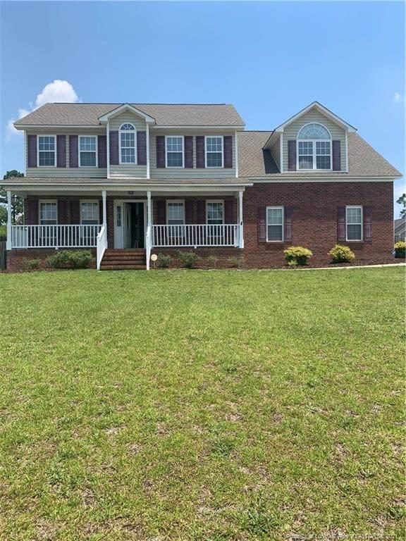 17 Polk Street, Spring Lake, NC 28390 (MLS #656417) :: Moving Forward Real Estate