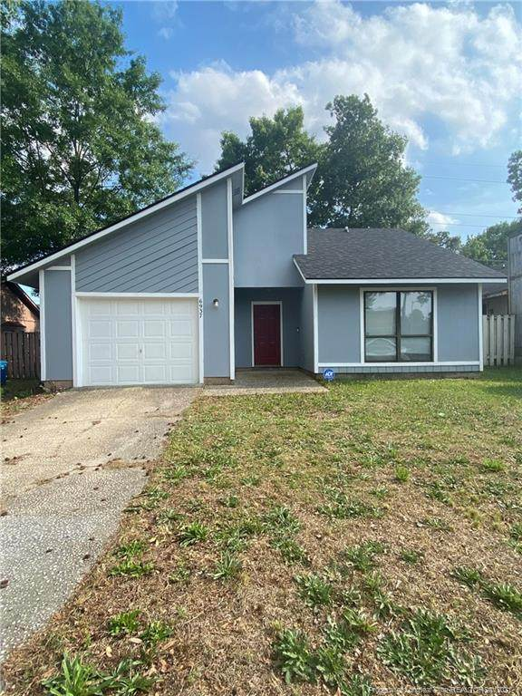 6937 Candlewood Drive, Fayetteville, NC 28314 (MLS #656495) :: Moving Forward Real Estate