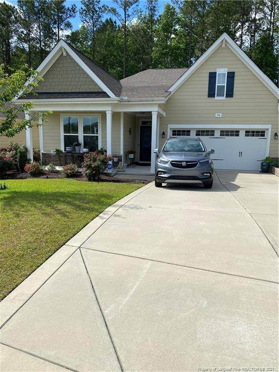 74 Glen Bend Court, Spring Lake, NC 28390 (MLS #656530) :: Towering Pines Real Estate