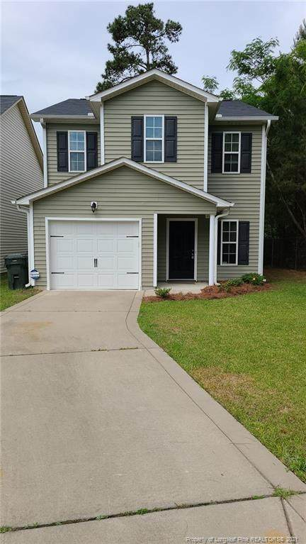 236 Chloe Drive, Fayetteville, NC 28301 (MLS #656559) :: The Signature Group Realty Team