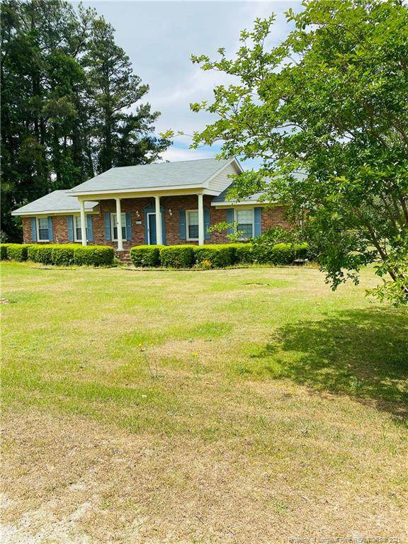 541 N Broadridge Road, ORRUM, NC 28369 (MLS #656593) :: Towering Pines Real Estate