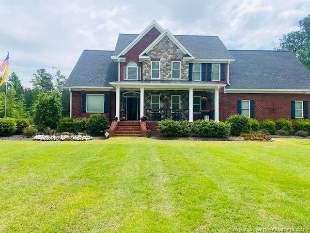 359 Bee Gee Road, Lumberton, NC 28358 (MLS #656665) :: The Signature Group Realty Team