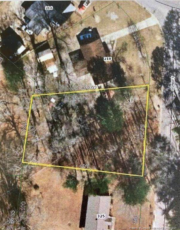 E Sunset Drive, Red Springs, NC 28377 (MLS #656748) :: Towering Pines Real Estate