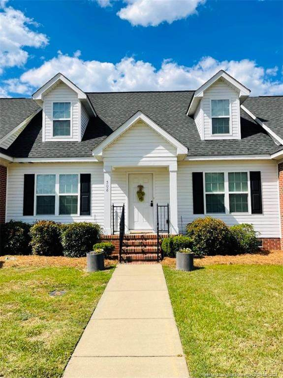 508 Amberdale Circle E, Lumberton, NC 28358 (MLS #656843) :: The Signature Group Realty Team