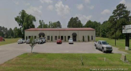 1503 Denim Drive, Erwin, NC 28339 (MLS #656863) :: Towering Pines Real Estate