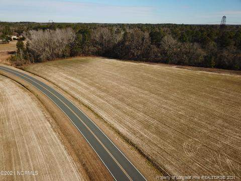 LOT 5 John Hall Road, Fayetteville, NC 28312 (MLS #656984) :: The Signature Group Realty Team