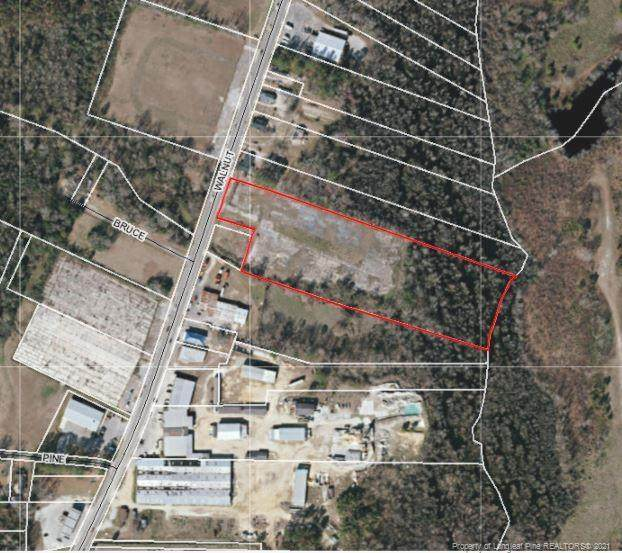 N Walnut Street, Fairmont, NC 28340 (MLS #657115) :: Moving Forward Real Estate